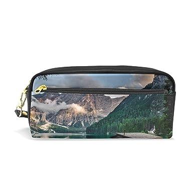 Amazon.com: MUOOUM Italia Montañas amanecer Daybreak Estuche ...