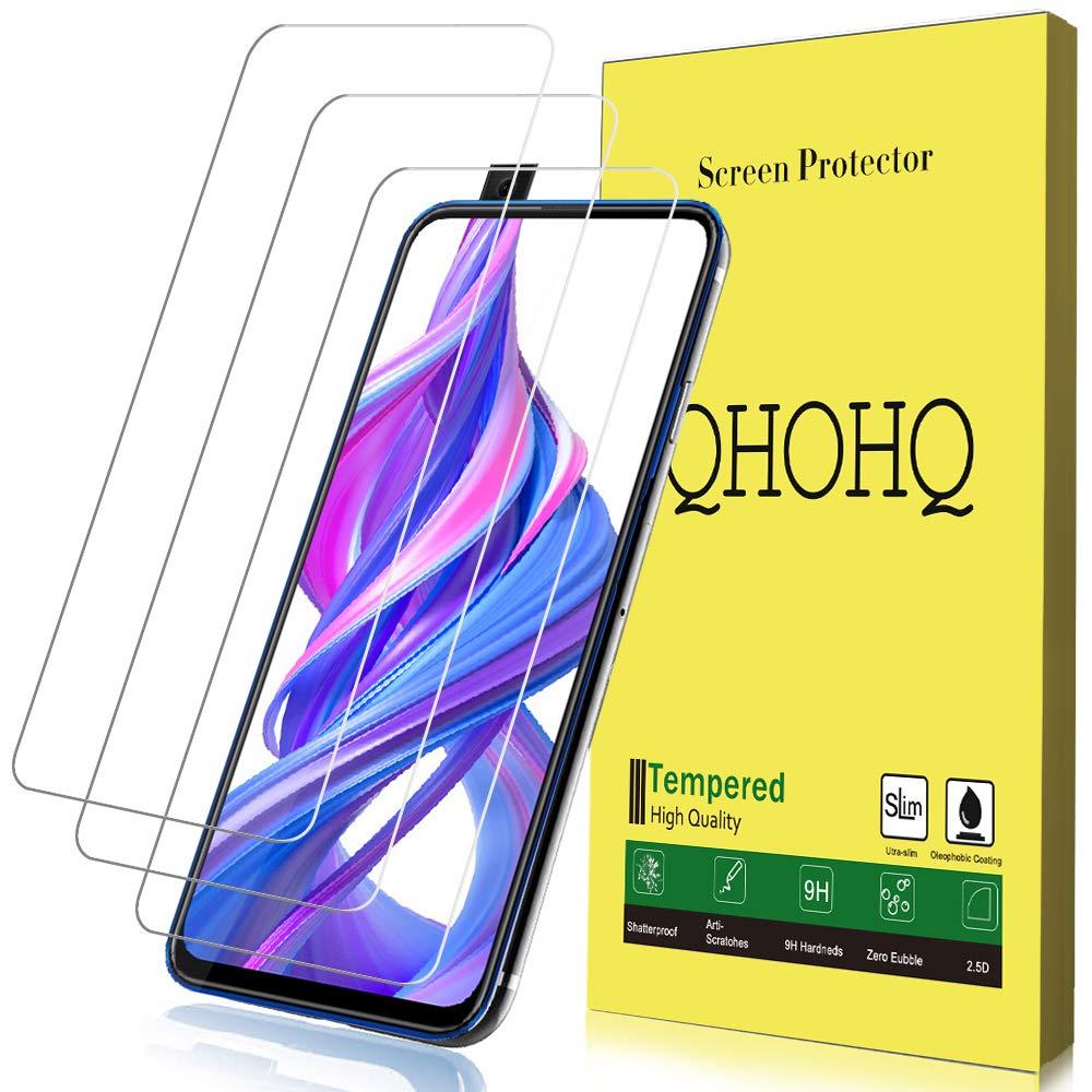 3 Vidrios Templados Para Huawei P Smart Z/y9 Prime