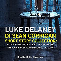 DI Sean Corrigan Short Story Collection