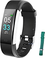 Fitness Tracker HR, Activity Tracker Watch with Heart Rate Monitor and