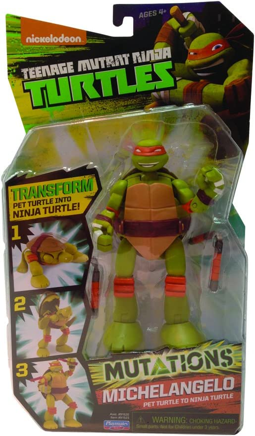 Amazon.com: teenage mutant ninja turtles Mutations Deluxe ...