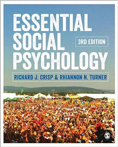 Amazon essential social psychology sage edge 9781446270776 essential social psychology sage edge third edition fandeluxe Gallery