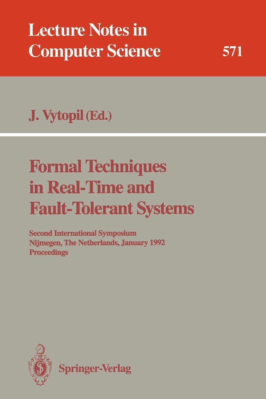 Formal Techniques in Real-Time and Fault-Tolerant