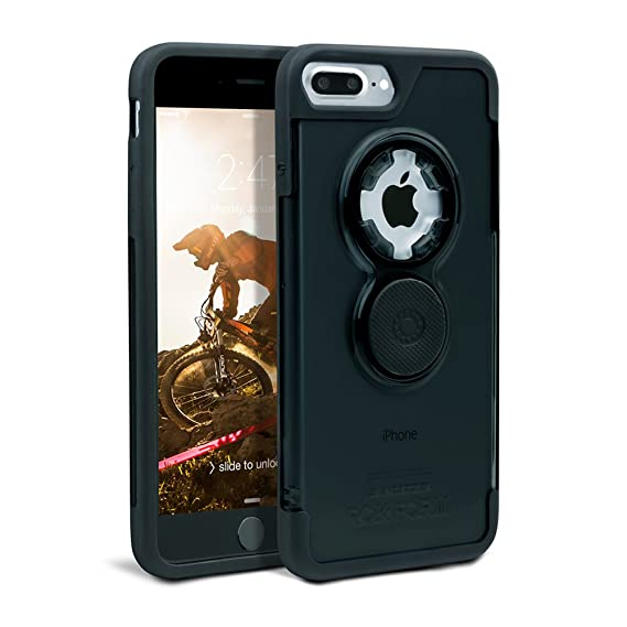 691c0053efe Image Unavailable. Image not available for. Color: Rokform Crystal Series iPhone  8 Plus ...