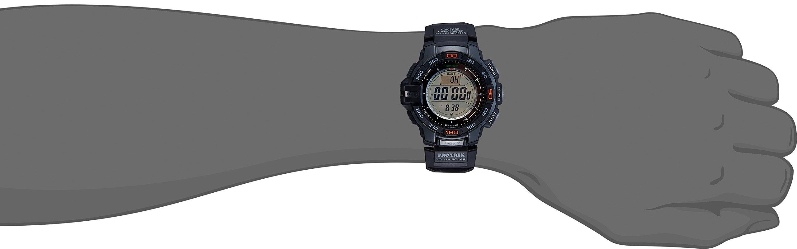 Casio Men's Pro Trek PRG-270-1 Tough Solar Triple Sensor Multifunction Digital Sport Watch by Casio (Image #4)