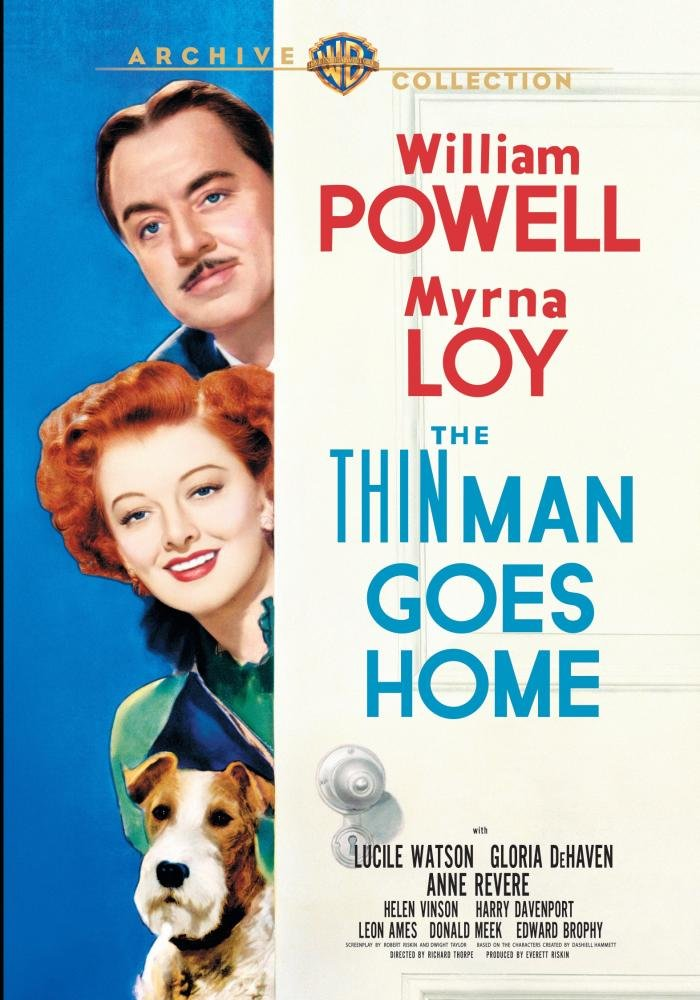 The Thin Man Goes Home (1944)