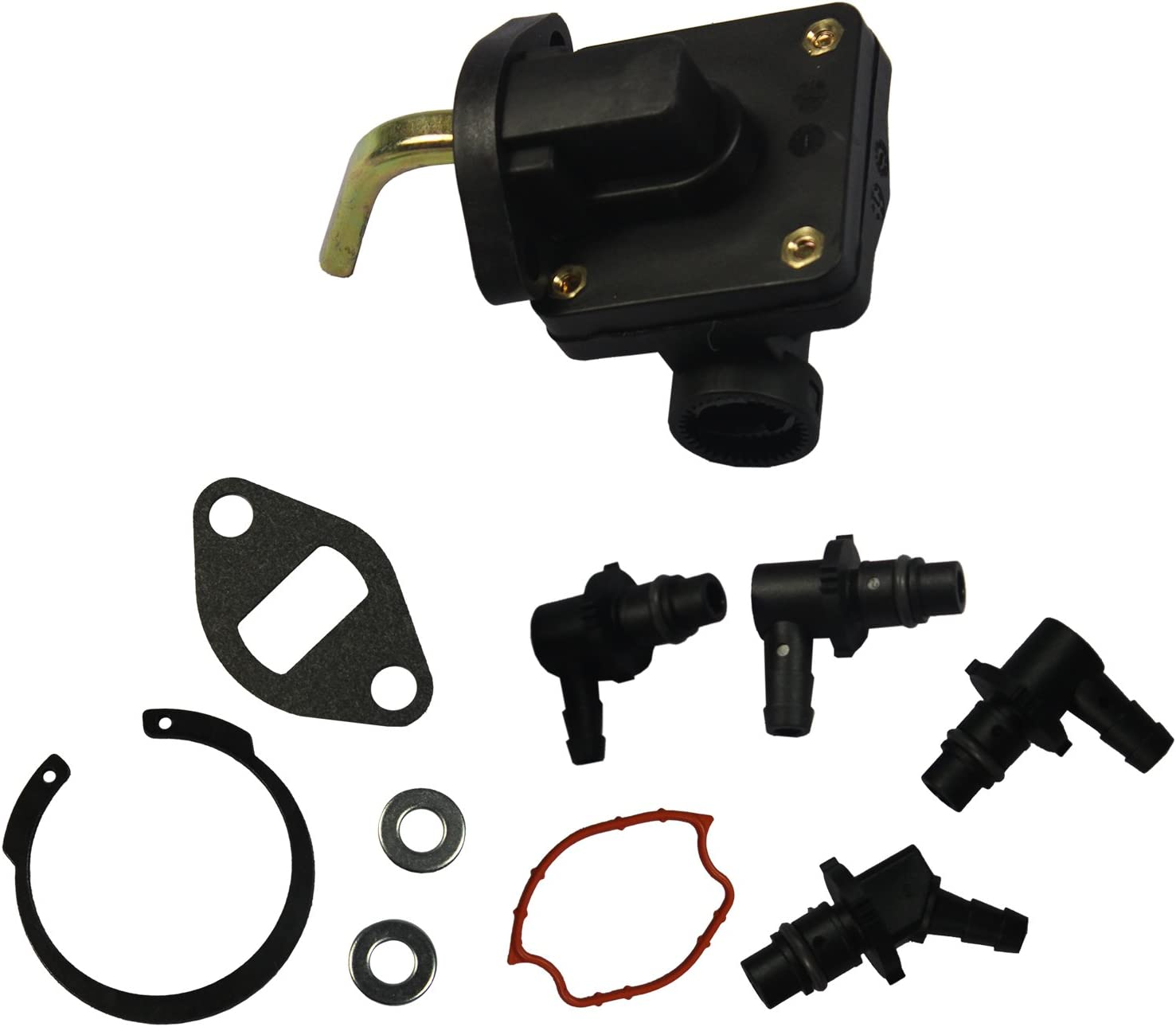 JDMSPEED New Fuel Pump Replacement for Kohler K-Series K241 K301 K321 K341 10 12 14 16 HP Engines