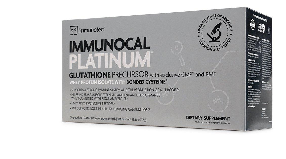 immunitec Hms-90 Immunocal Platinum (30Packs) Hms 90 Brand: Immunocal