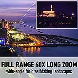 Panasonic LUMIX FZ80 4K Digital Camera, 18.1