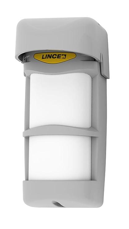 Tecnología Triple ejecuta con alarma Detector volumétrico para uso al aire libre con-máscara