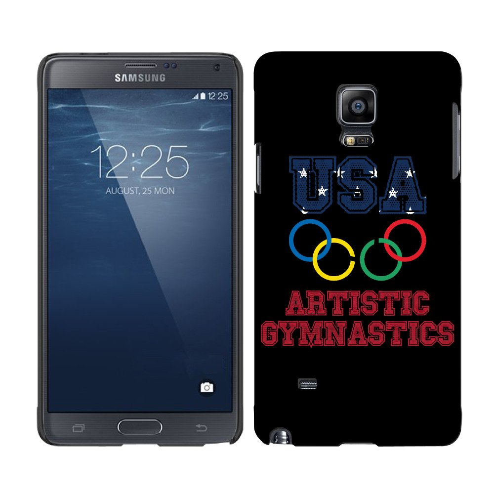 COCO Samsung Galaxy S5 / S7 / Note4 Cases The 2016 Rio Olympic Games USA Artistic Gymnastics Cell Phone Covers
