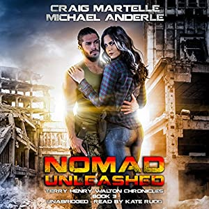 Nomad Unleashed: A Kurtherian Gambit Series Audiobook