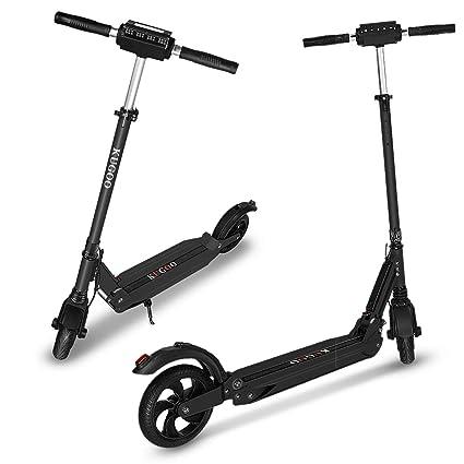 Urbteter Eléctrico Scooter, Patinete eléctrico Plegable, 30 Km Alcance, 30 Km/h