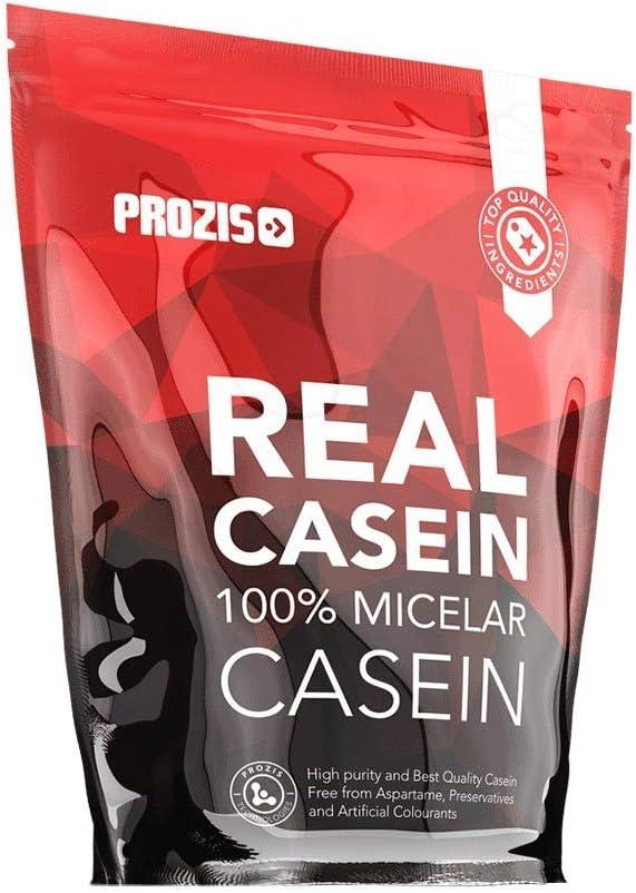 Prozis 100% Real Casein, Vainilla - 1000 g