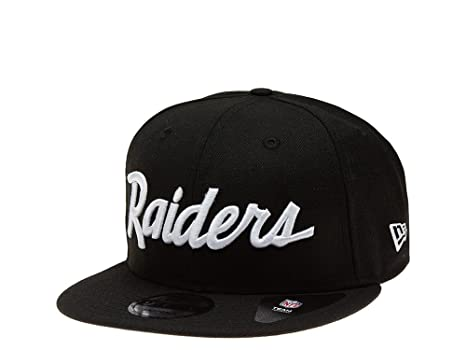 A NEW ERA ERA – Gorra de Oakland Raiders – Hist Negro Históricos ...