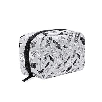 Amazon.com: Senior - Bolsas pequeñas de plumas negras para ...
