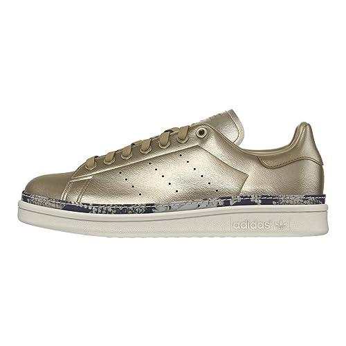 adidas Stan Smith New Bold W, Zapatillas de Deporte para Mujer: Amazon.es: Zapatos y complementos