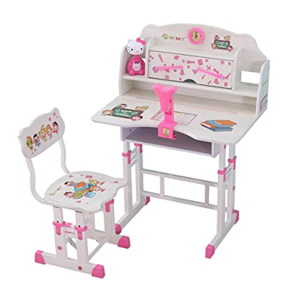 Amazon.com: Table & Chair Sets Student Study Desk Childrens ...
