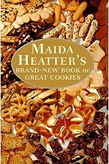 Maida Heatter's Brand-New Book of Great Cookies Hardcover