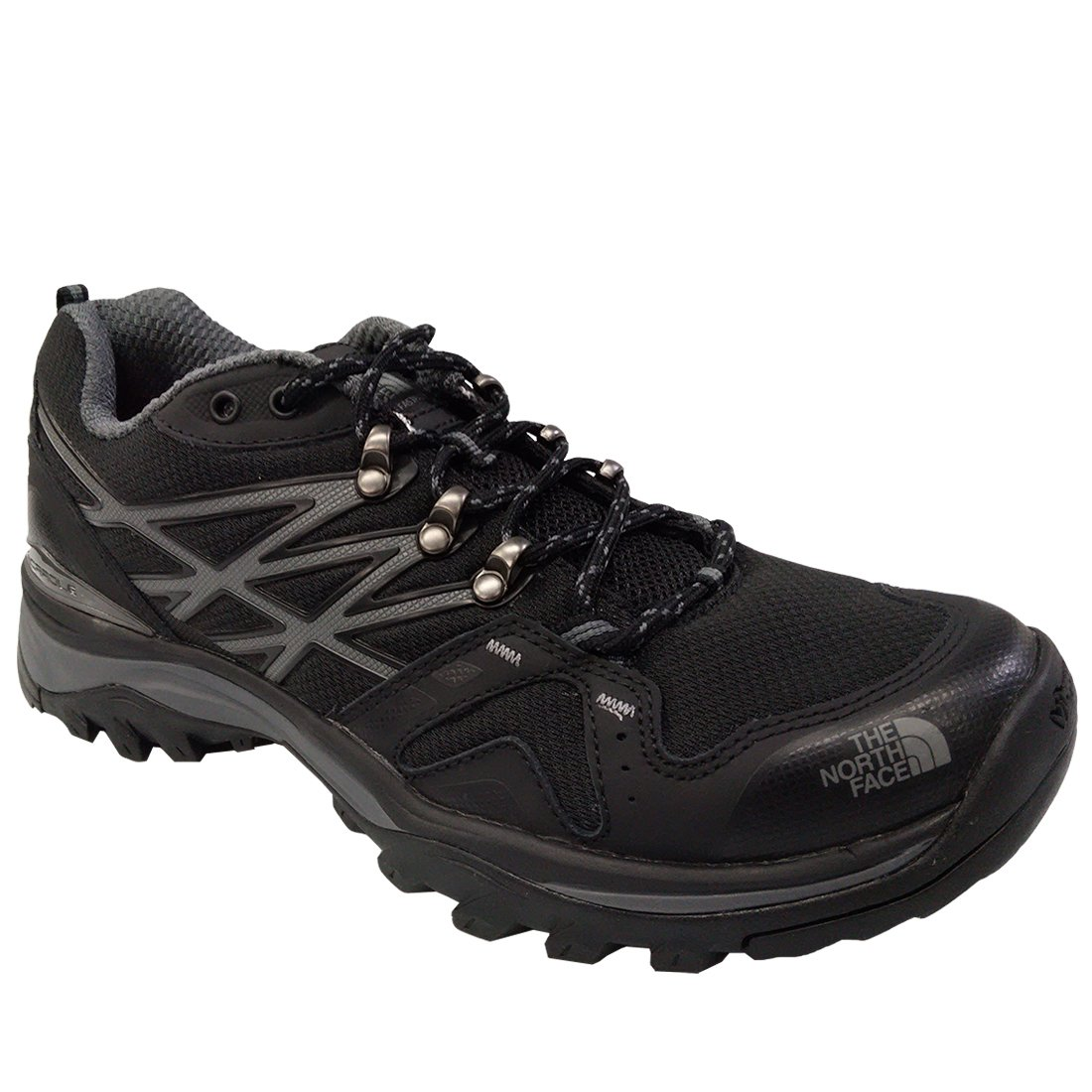 The North Face Hedgehog Fastpack Shoe Men's TNF Black/Griffin Grey 9 by The North Face