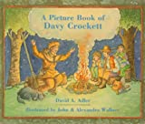 img - for A Picture Book of Davy Crockett (Picture Book Biographies) book / textbook / text book
