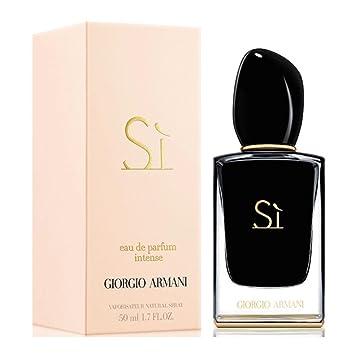 Giorgio Armani Eau De Parfum Si Intense Spray For Women   Ounce Ml