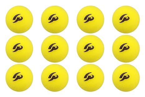 GP béisbol bateo formación pelota de esponja Amarillo 1,65 ...