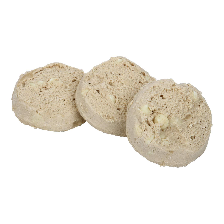 Otis Spunkmeyer Sweet Discovery Frozen White Chocolate Chip Macadamia Cookie Dough 3 oz Pack of 106 by Otis Spunkmeyer (Image #1)