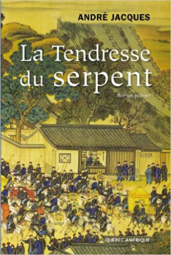 La Tendresse du Serpent pdf, epub