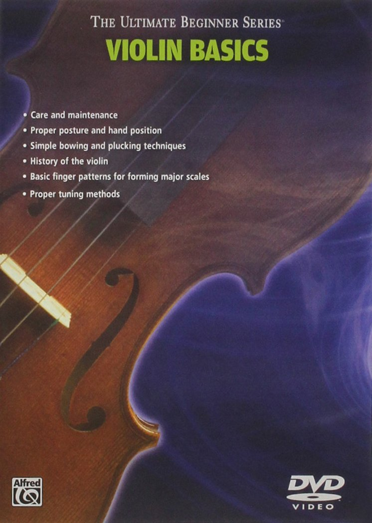Ultimate Beginner Series Violin (The Ultimate Beginner) Hardcover – April, 2002 Alfred Publishing Alfred Pub Co 0757992951 Arts & Entertainment