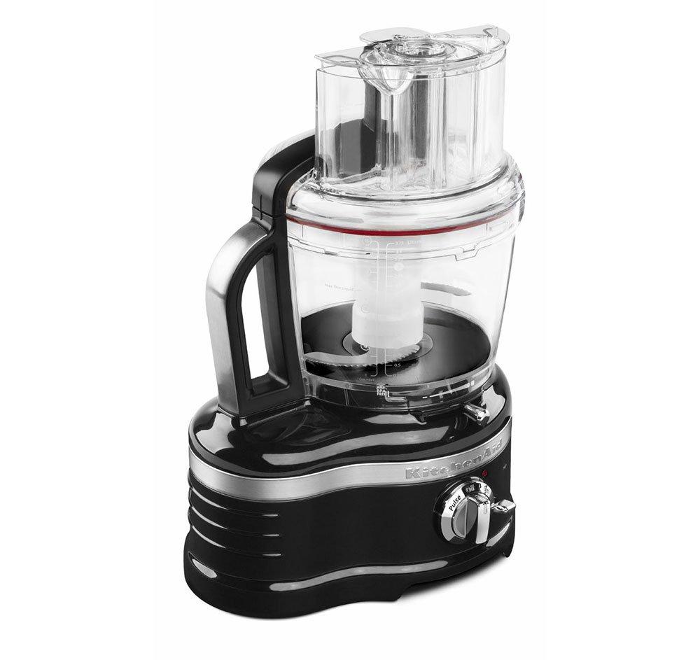 KitchenAid KFP1642OB Onyx Black Pro Line 16-cup Food Processor