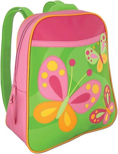 Personalised Stephen Joseph Backpack School Butterfly Nursery Bag