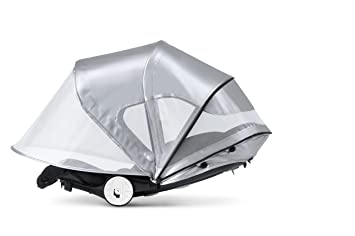 Bugaboo Bee Breezy Sun Canopy Silver (Discontinued by Manufacturer) (Discontinued by Manufacturer  sc 1 st  Amazon.com & Amazon.com: Bugaboo Bee Breezy Sun Canopy Silver (Discontinued by ...
