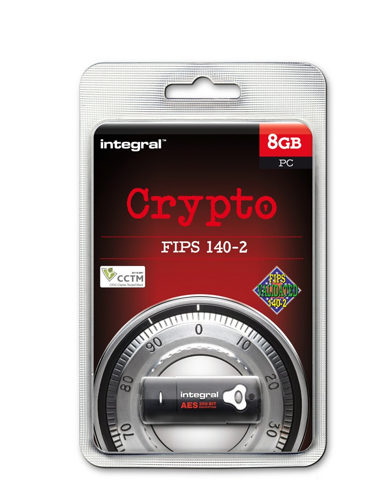 Amazon Integral 4gb Crypto Drive Fips 140 2 Encrypted Usb