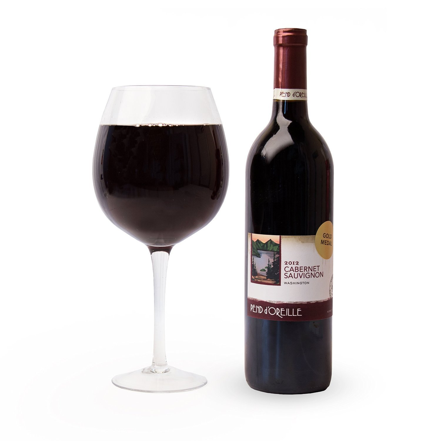 The Big Betty XL Premium Jumbo Wine Glass: Amazon.es ...