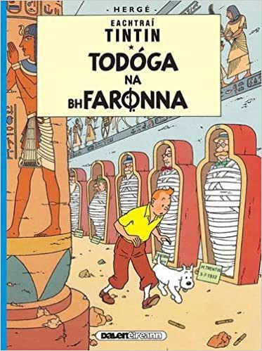 Tintin: Todoga Na Bhfaronna (Tintin in Irish) (Irish Edition) by Herge (2014-10-01)