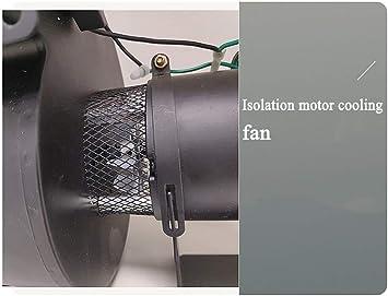 Ventilateur Centrifuge JHKJ-Blowers Petit Ventilateur 200 Mm//Ventilateur /À Tirage Induit