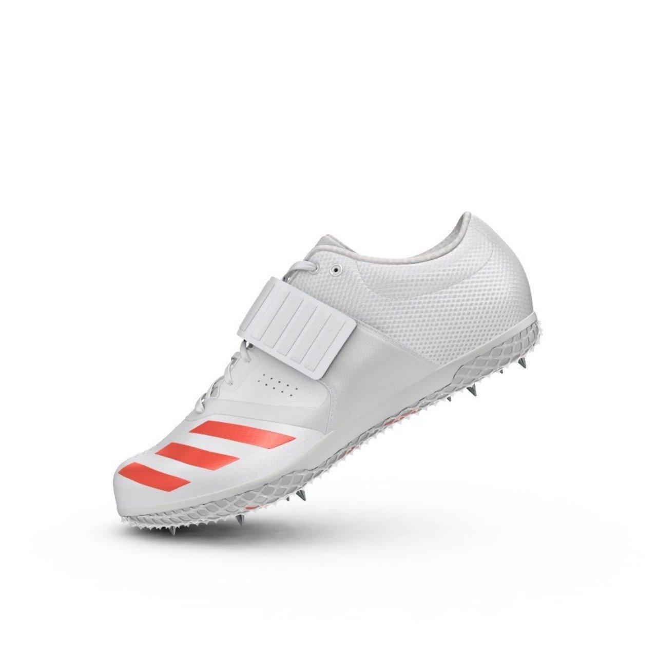 Adidas Adizero High Jump Spikes, Zapatillas de Atletismo Unisex Adulto 4|multicolor multicolor