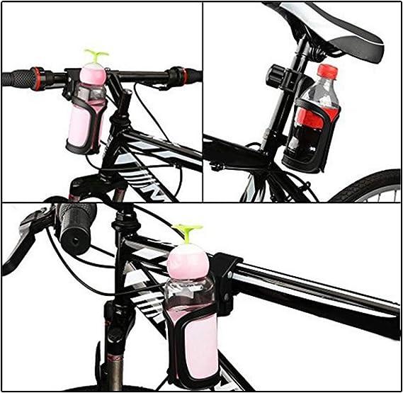 Silla de Paseo Portavasos de Bicicleta Rotaci/ón de 360 Grados Sostenedor de Botella de la Bebida Yudesun Carrito Beb/é Cochecito Sujetavasos