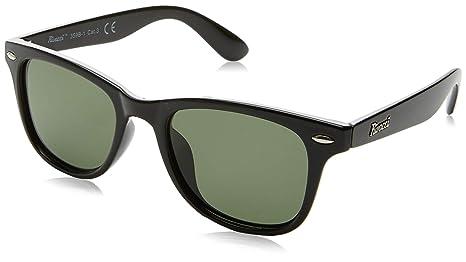 48a447c7ec679 Rivacci Gafas de Sol Polarizadas Hombre Mujer – Marca Retro Vintage –  Lentes Deportivas –