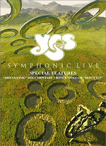 DVD : Yes - Symphonic Live (2 Disc)