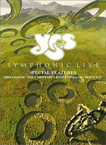 DVD : Yes - Symphonic Live (2 Disc)