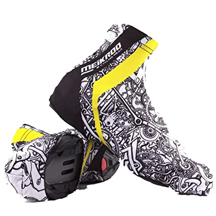 Bike Cycling Sports Shoe Covers Warmer Cover Rain Waterproof Protector Overshoes