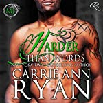 Harder than Words : Montgomery Ink, Book 3 | Carrie Ann Ryan