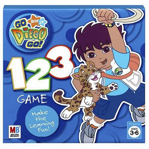 123 Game: Toys & Games
