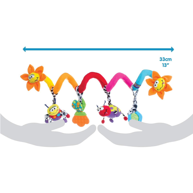 Bunt Playgro-0184474 Espiral de Juego para la Sillita Animales Color 0184474