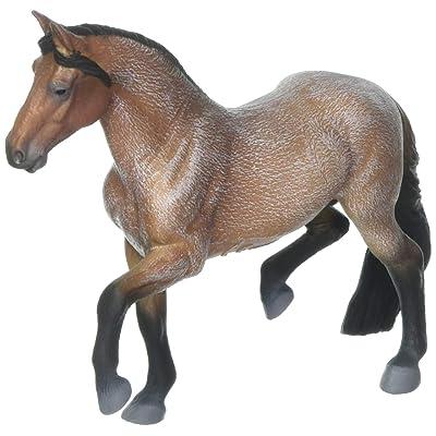 Collecta Bay Roan Manga Larga Marchador Stallion Horse Toy: Toys & Games