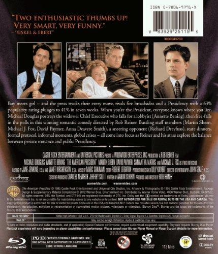 The American President [Blu-ray]