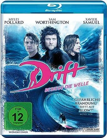 Drift - Besiege die Welle (Blu-Ray)
