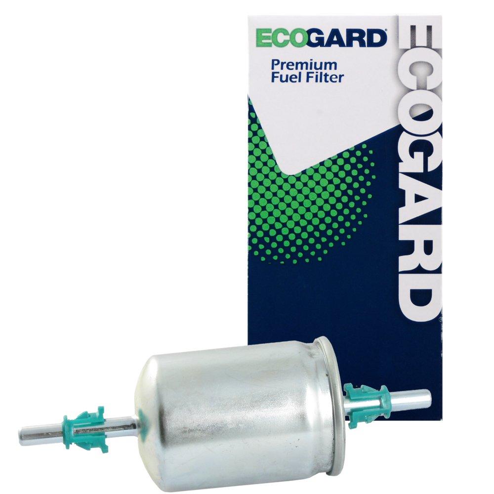 Amazon.com: ECOGARD XF65217 Engine Fuel Filter - Premium Replacement Fits  Jaguar X-Type/Isuzu Rodeo, Axiom/Cadillac Eldorado, Seville/Daewoo Lanos,  Leganza, ...